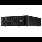 HP ProDesk 600 G1 3.6GHz i3-4160 SFF Black PC