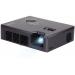 Viewsonic PLED-W800 Portable projector 800ANSI lumens DLP WXGA (1280x800) Black data projector
