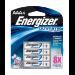 Energizer L92BP-4 Lithium 1.5V non-rechargeable battery