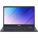 "ASUS E410MA-PB04 DDR4-SDRAM Notebook 35.6 cm (14"") 1920 x 1080 pixels Intel® Celeron® N 4 GB 128 GB eMMC Wi-Fi 5 (802.11ac) Windows 10 Home Black"