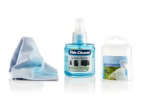 Techlink Mint Screens/Plastics Equipment cleansing pump spray 120ml