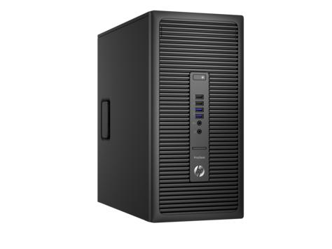 HP ProDesk 600 G2 3.7GHz i3-6100 Micro Tower Black