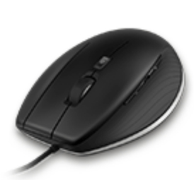 3Dconnexion Cadmouse mouse USB Type-A Laser 8200 DPI Right-hand
