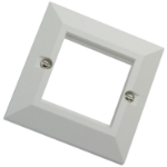 Excel 100-712 wall plate/switch cover White