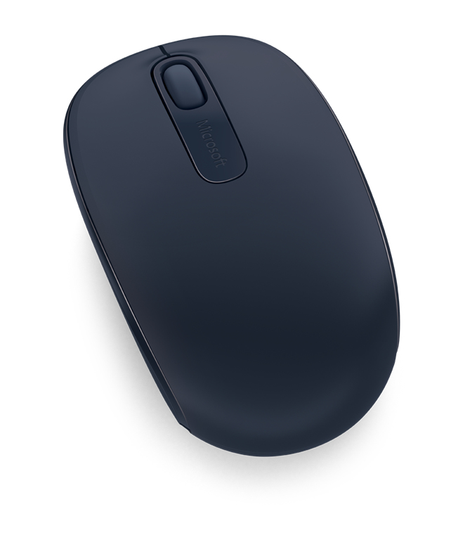 Microsoft Wireless Mobile Mouse 1850 ratón RF inalámbrico Ambidextro