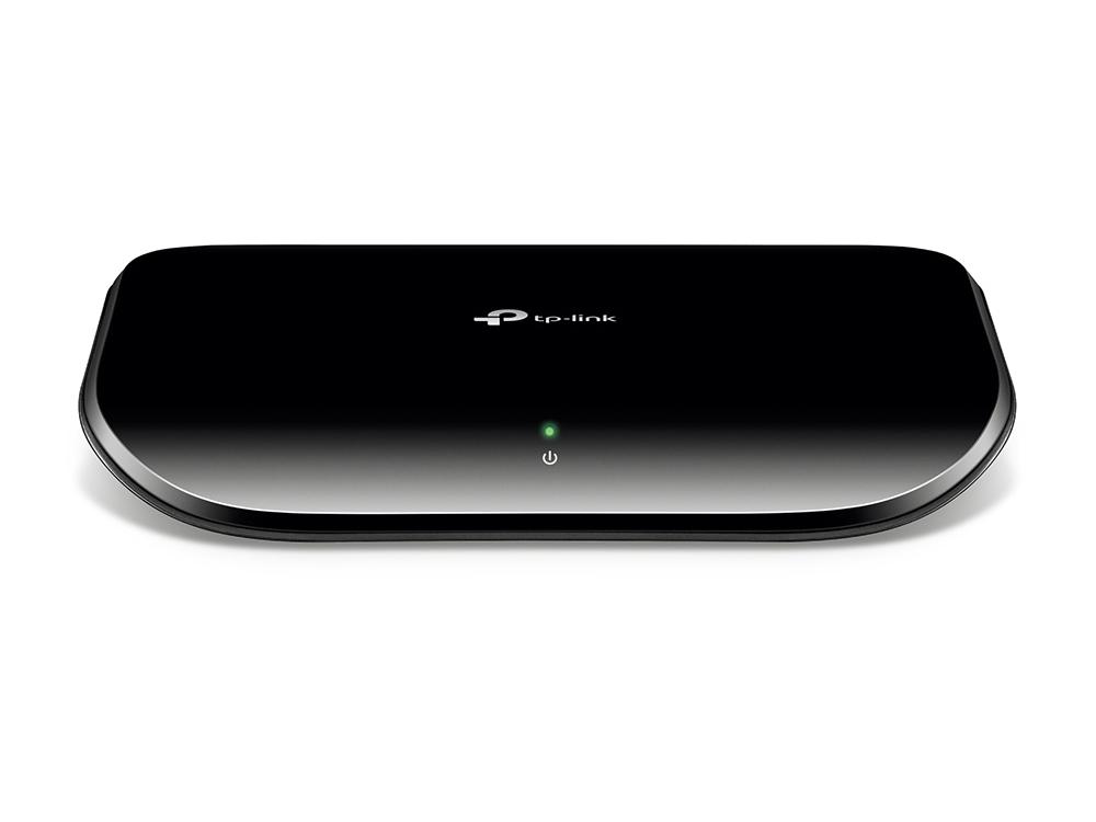 TP-LINK TL-SG1005D No administrado Gigabit Ethernet (10/100/1000) Negro