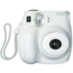 Fujifilm instax mini 7S White instant print camera