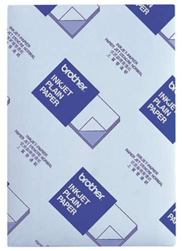 Brother BP60PA Inkjet Paper A4 (210×297 mm) Satin-matte White printing paper