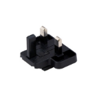 Honeywell 100003897E Type G (UK) Black power plug adapter