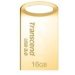 Transcend JetFlash 710 16GB 16GB USB 3.0 Gold USB flash drive