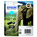 Epson C13T24224010 (24) Ink cartridge cyan, 360 pages, 5ml