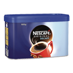 Nescafé Original Decaffeinated 500G