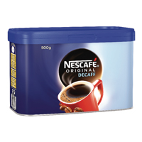 Nescafé Original Decaffeinated 500G