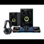 Hercules DJStarter Kit DJ-controller Digital Vinyl System (DVS)-scratcher