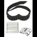 Zebra KT-ESTRPTRS507-10R strap Scanner Elastane Black