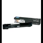 Lexmark X950X2KG Toner black, 32K pages
