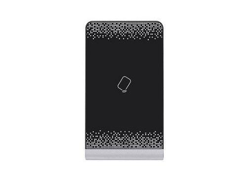 Hikvision Digital Technology DS-K1F100-D8E access control reader Basic access control reader Black,Grey