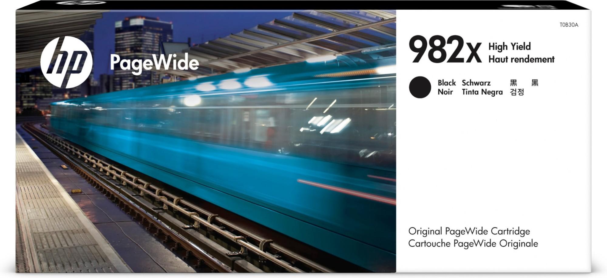 HP 982X Original Negro Alto rendimiento (XL)