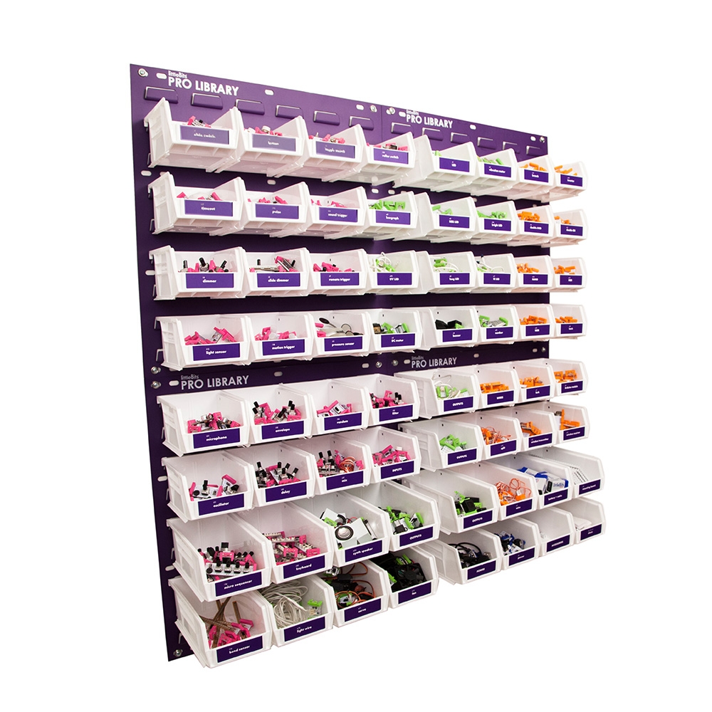LITTLEBITS Pro Library Storage