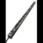 Eaton EMAB03 power distribution unit (PDU) 16 AC outlet(s) 0U Black