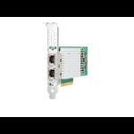 Hewlett Packard Enterprise HPE StoreFabric CN1200R 10GBASE-T CNA Internal Ethernet