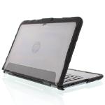 "Gumdrop Cases DropTech notebook case 33.8 cm (13.3"") Shell case Black"