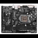 Asrock H81M-DGS R2.0 Intel H81 LGA 1150 (Socket H3) microATX motherboard