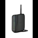 Belkin F6D4230ED4 Black wireless router
