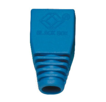 Black Box FMT717 cable boot Blue 50 pc(s)