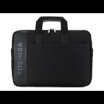 "Dynabook B214 maletines para portátil 35,6 cm (14"") Maletín Negro"