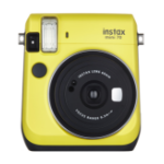 Fujifilm Instax mini 70 62 x 46 mm Yellow