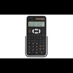 Sharp EL-506XBWH Pocket Scientific calculator Black calculator