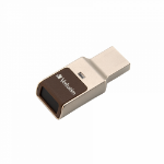 Verbatim 49339 USB flash drive 128 GB USB Type-A 3.2 Gen 1 (3.1 Gen 1) Brown