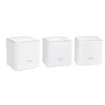 Tenda NOVA-MW5S-3-EU wireless router Dual-band (2.4 GHz / 5 GHz) Gigabit Ethernet White