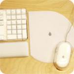 Rain Design mRest, Right Hand wrist rest White