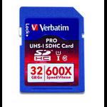 Verbatim SDHC 32GB 32GB SDHC Class 10 memory card
