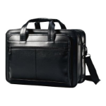 "Samsonite Expandable 15.6"" Briefcase Black"