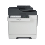 Lexmark CX510dhe Laser A4 Black,Grey