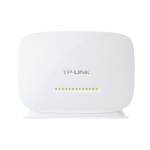 TP-LINK TD-VG5612 Ethernet LAN ADSL2+ White wired router