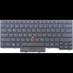 Lenovo 01AX406 notebook spare part Keyboard
