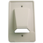 Calrad Electronics 28-CER-1 switch plate/outlet cover