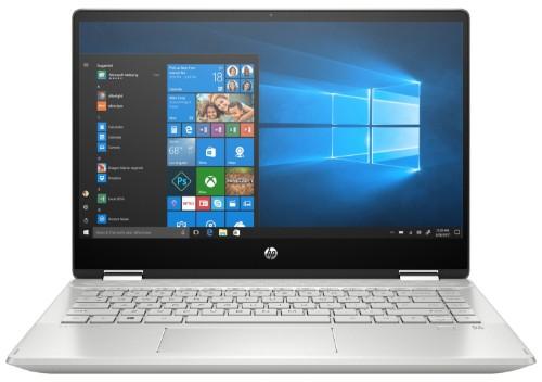 "HP Pavilion x360 14-dh0025na Silver Hybrid (2-in-1) 35.6 cm (14"") 1920 x 1080 pixels Touchscreen 8th gen Intel® Core™ i5 i5-8265U 8 GB DDR4-SDRAM 256 GB SSD Windows 10 Home"