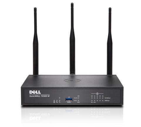 DELL SonicWALL TZ300 750Mbit/s hardware firewall