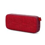 Energy Sistem Fabric Box 3+ Trend 6 W Altavoz portátil estéreo Rojo