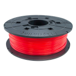 XYZprinting Clear Red PLA Filament