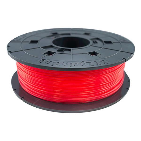 XYZprinting Clear Red PLA Filament