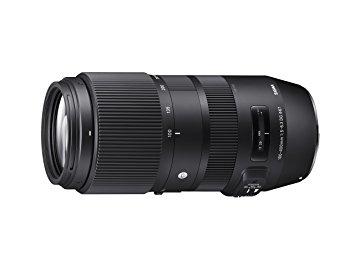 Sigma 729954 camera lens MILC/SLR Standard zoom lens Black