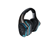 Logitech Artemis Spectrum G933 USB Binaural Head-band Black headset