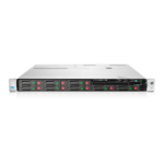 Hewlett Packard Enterprise ProLiant DL360p Gen8 server Intel® Xeon® E5 Family 2.4 GHz 16 GB DDR3-SDRAM Rack (1U) 460 W