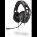 Plantronics RIG 400HX Auriculares Diadema Negro